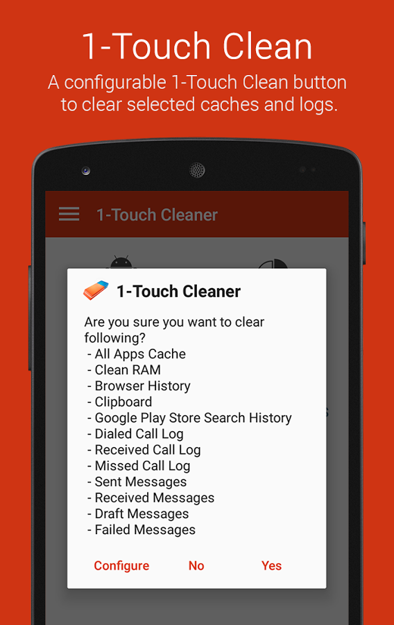 Touch Cleaner