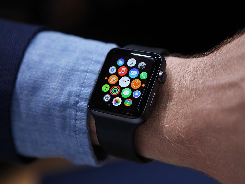 apple watch wiki