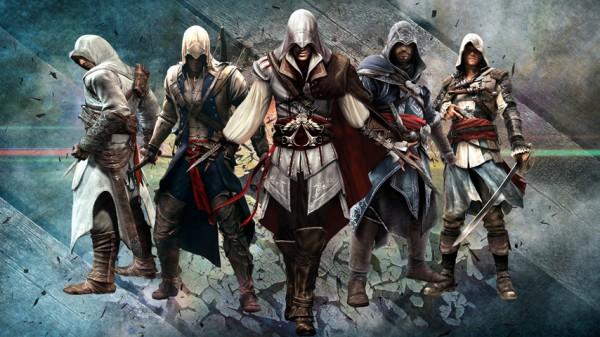 دامنه Assassin's Creed Collection ثبت شد