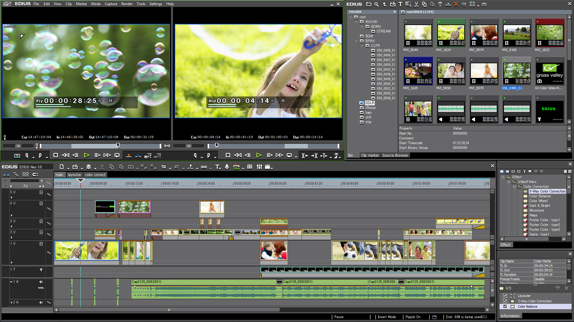 edius video editing software download