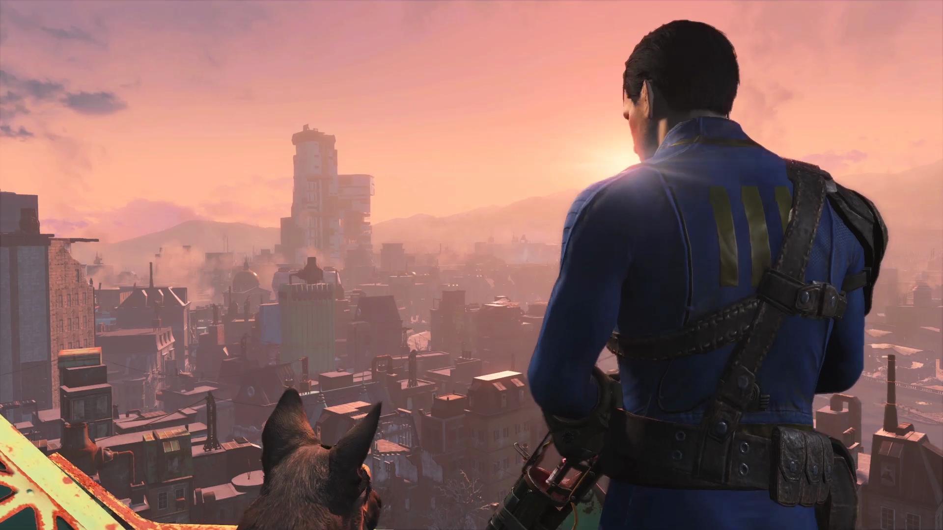 مشکل افت فریم بازی Fallout 4 در کنسول PS4 رفع شد