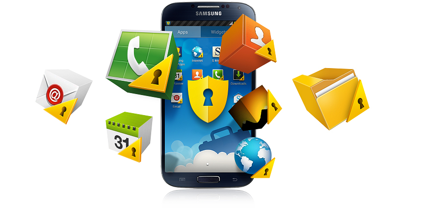 تعداد کاربران سرویس Samsung Knox از چهار میلیون گذشت