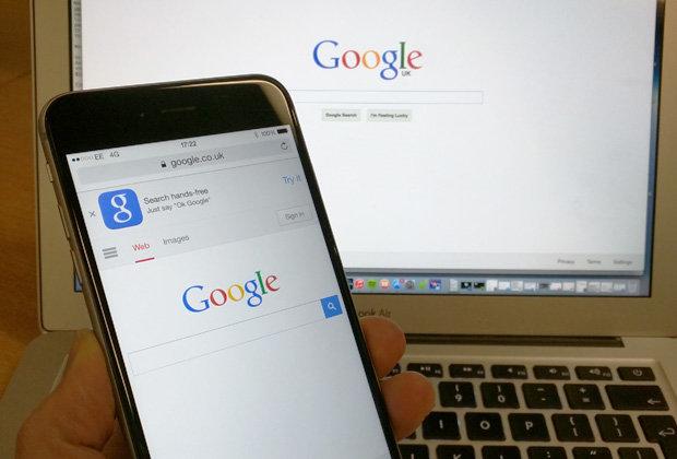 بیشترین گوگلی های سال 2015