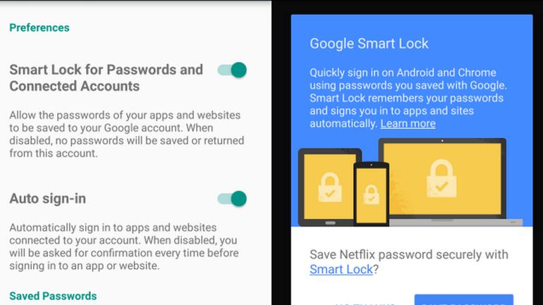 قفل هوشمند گوگل دردسر کاربران برای ورود اطلاعات کاربری را از بین می برد