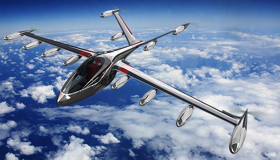 Joby، یک هواپیمای 16 ملخه با برد بلند، پرسرعت و قابل تبدیل