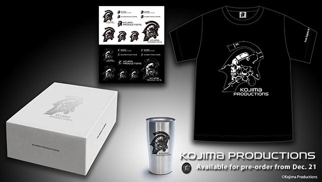 فروشگاه Kojima Productions افتتاح شد