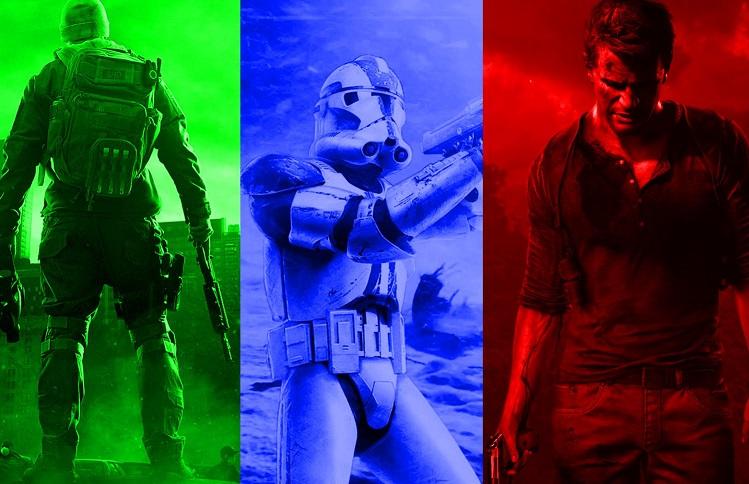 پنج بازی که قرار است در سال ۲۰۱۶ منتشر شوند