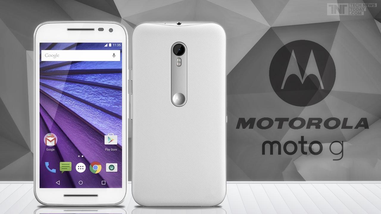 Moto G  مقرون به صرفه ترین گوشی سال 2015