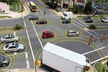 آینده ی ماشین های بدون راننده