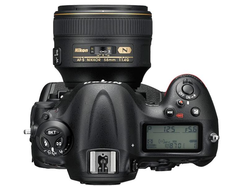 دوربین پرچم دار DSLR فول فریم نیکون معرفی شد