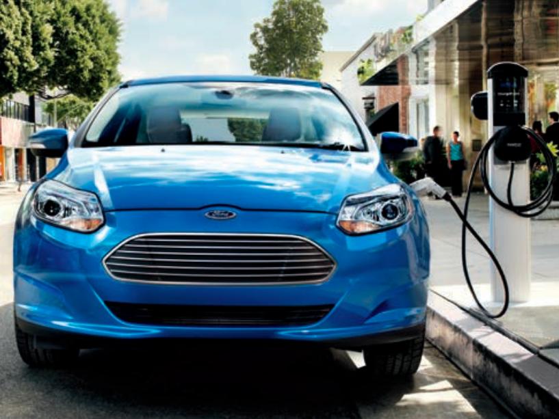 تصمیم جدی فورد برای ساخت خودروهای برقی