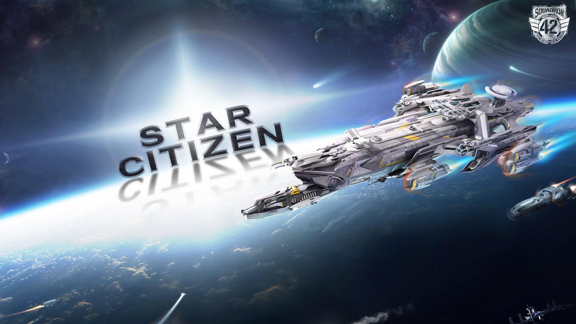 بروزرسانی جدید نسخه آلفا بازی Star Citizen عرضه شد