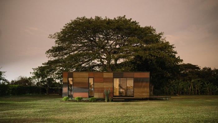راه حل های کانکس مسکونی و خانه های کمپانی ویمبو