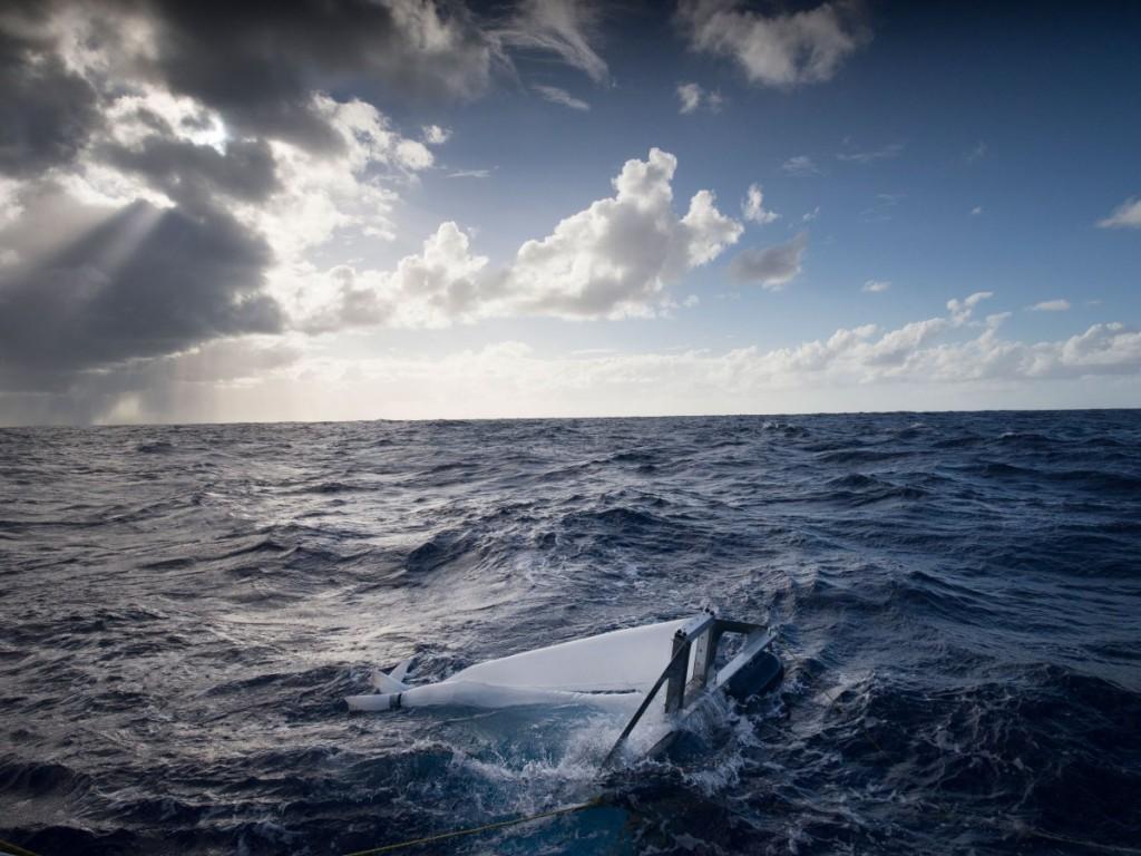 تور چند بخشی عمق احتمالی وجود پلاستیک ها را اندازه گیری می کند.
