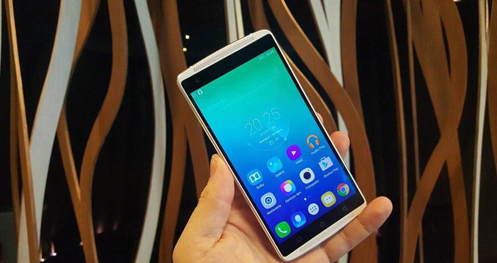 گوشی وایب ایکس 3 لنوو وارد بازار هند میشود