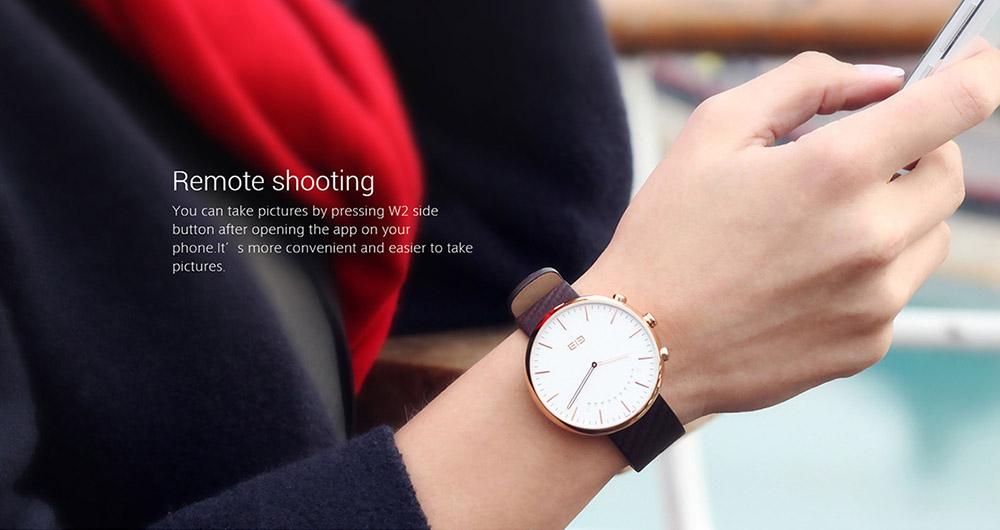 پیش فروش ساعت هوشمند W2 الفون با قیمت 80 دلار آغاز شد