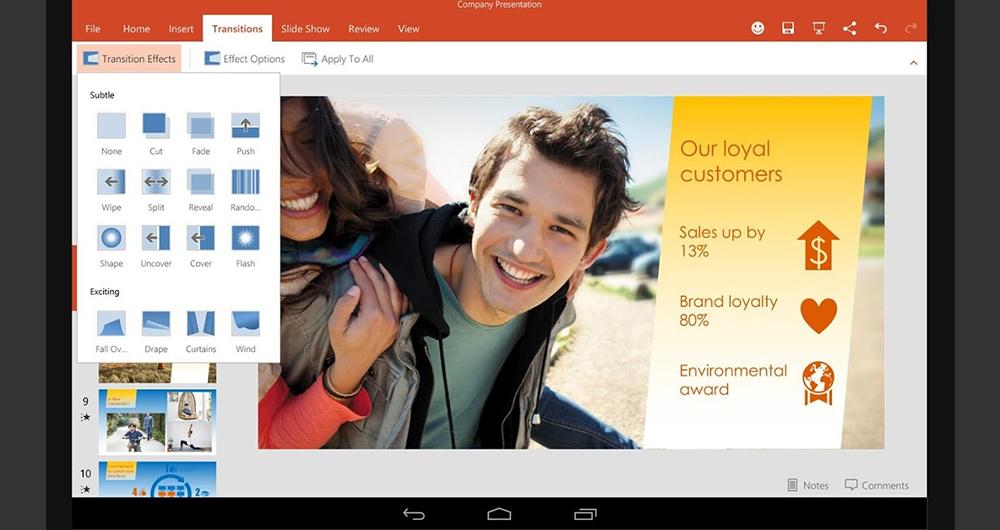 چگونه در گوشی و تبلت خود از مایکروسافت آفیس استفاده کنیم؟