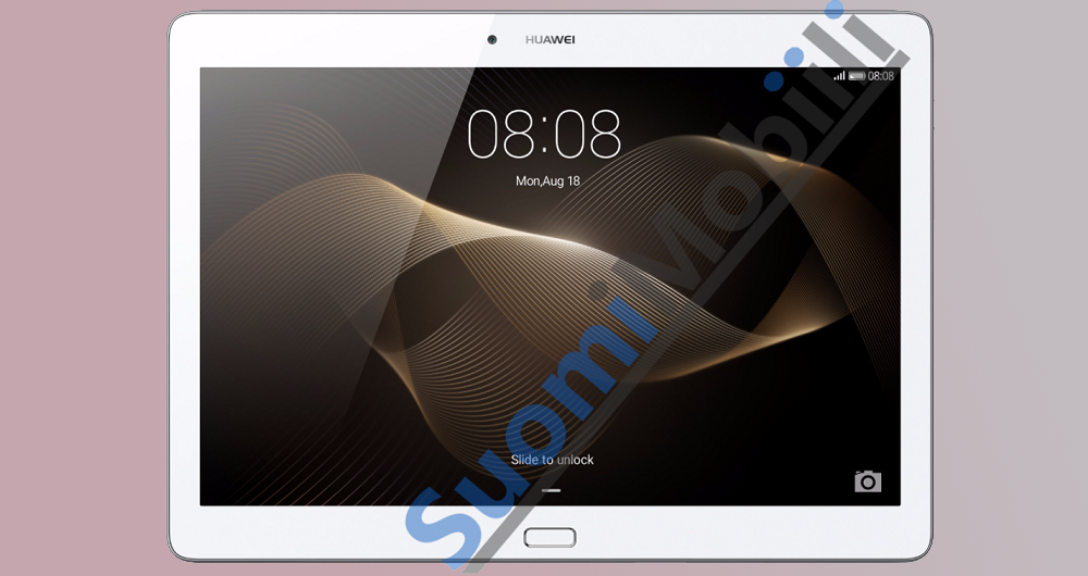هوآوی از تبلت MediaPad M2 با تراشه کرین 930 رونمایی کرد
