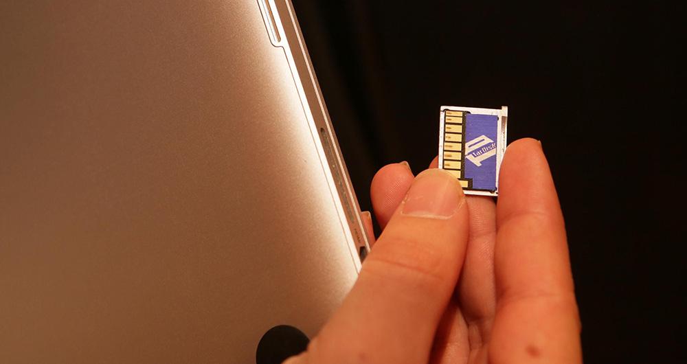 با Tardisk Pear حافظه ذخیرهسازی اطلاعات مکبوک خود را افزایش دهید