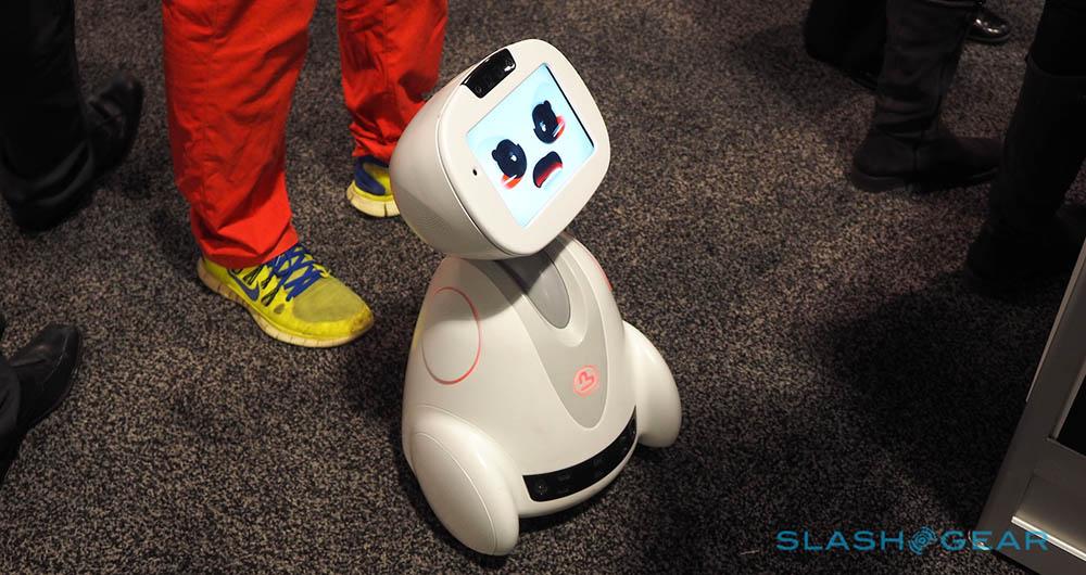 با بادی (BUDDY) ربات احساساتی نمایشگاه CES 2016 آشنا شوید