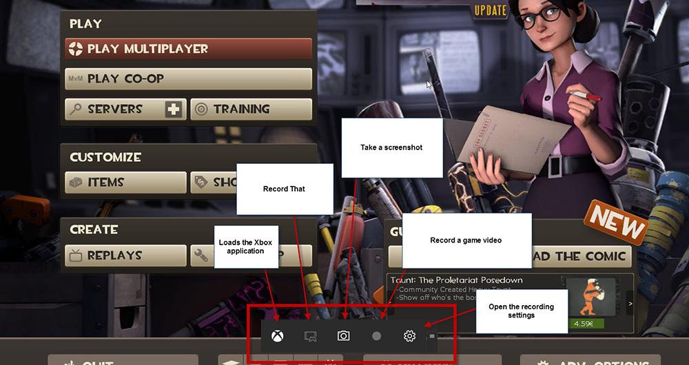 چگونه در ویندوز 10 به ضبط ویدئو از محیط بازی بپردازیم؟