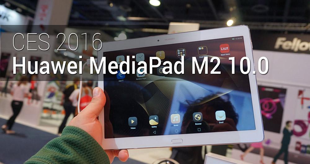 تبلت MediaPad M2 10 هوآوی تاییده FCC اخذ کرد