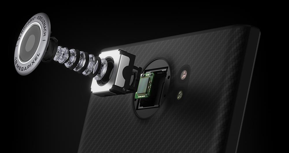 آپدیت نرم افزار دوربین Blackberry Priv