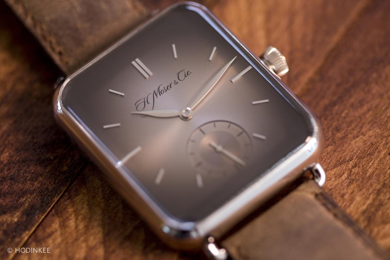 تمسخر ساعت اپل با یک ساعت مکانیکی 25 هزار دلاری