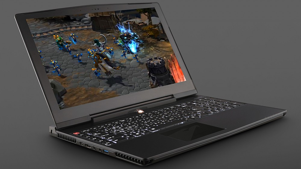 Best New Gaming Laptop 2016 - Aorus X7 DT