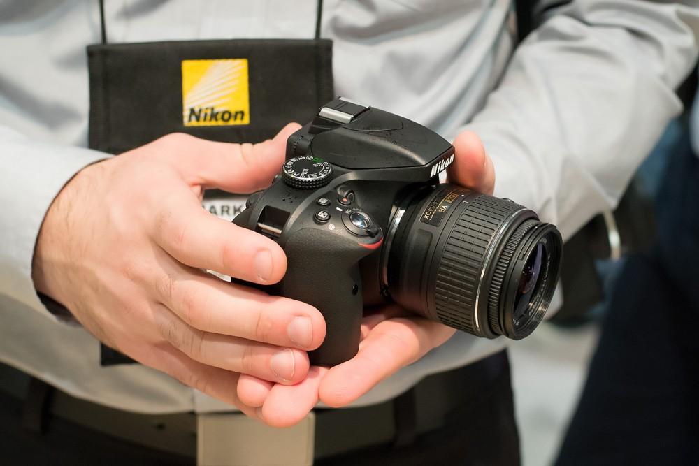 جدیدترین دوربینهای نیکون با فنآوری بلوتوث