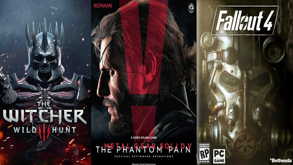 Metal Gear و The Witcher 3؛ نامزد مسابقات توسعهدهندگان بازی