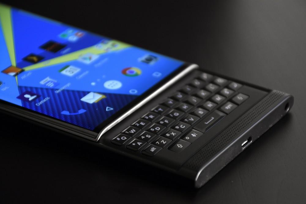 BlackBerry Priv؛ تلفیق زیبایی از بلکبری و اندروید