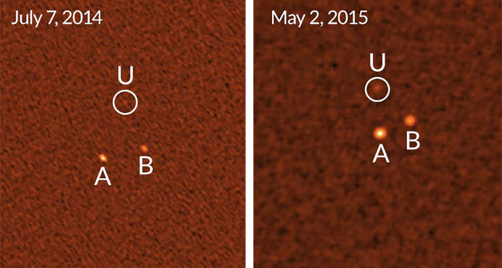 ALMA's Planet Nine