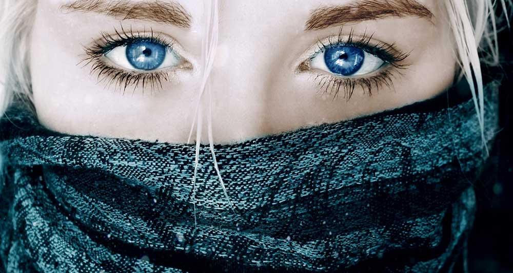 وجود یک جد مشترک در افرادی با چشم آبی رنگ