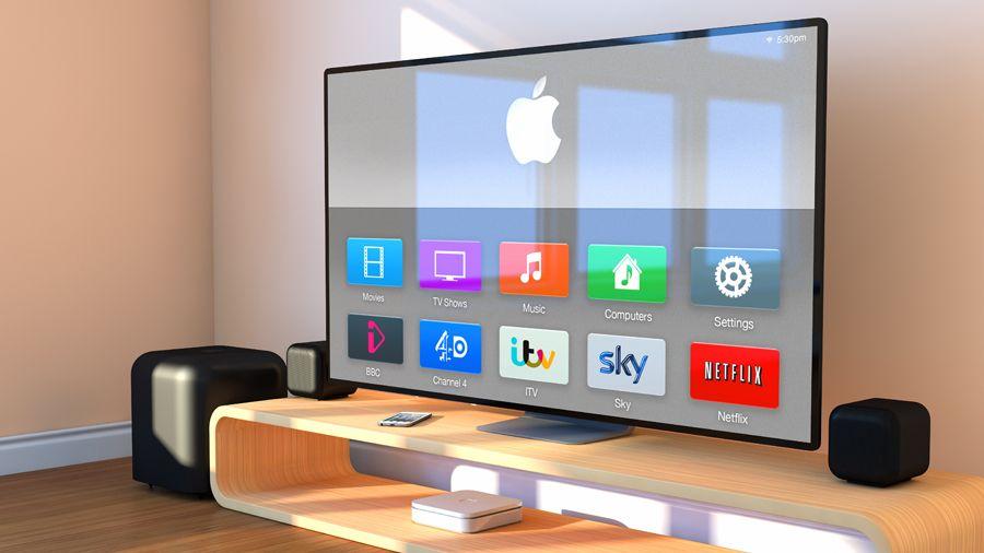 تلویزیون جدید اپل به برنامه تلویزیونی یاهو 7 پلاس7 تجهیز شده است