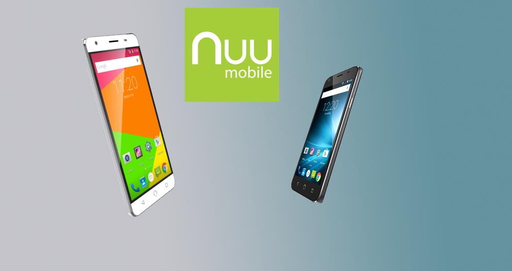 CES 2016: کمپانی Nuu Mobile از دو گوشی ارزان قیمت رونمایی کرد