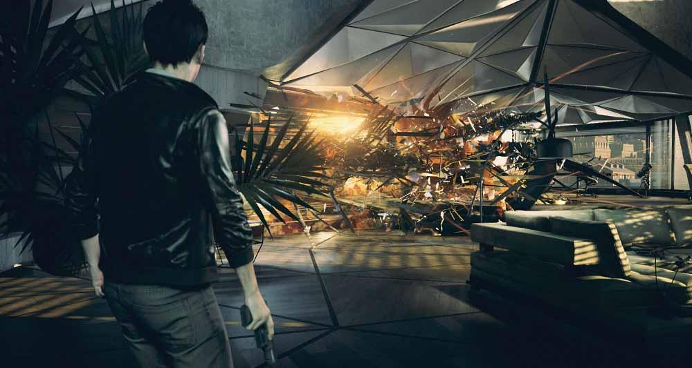 Quantum Break شگفت انگیز است!