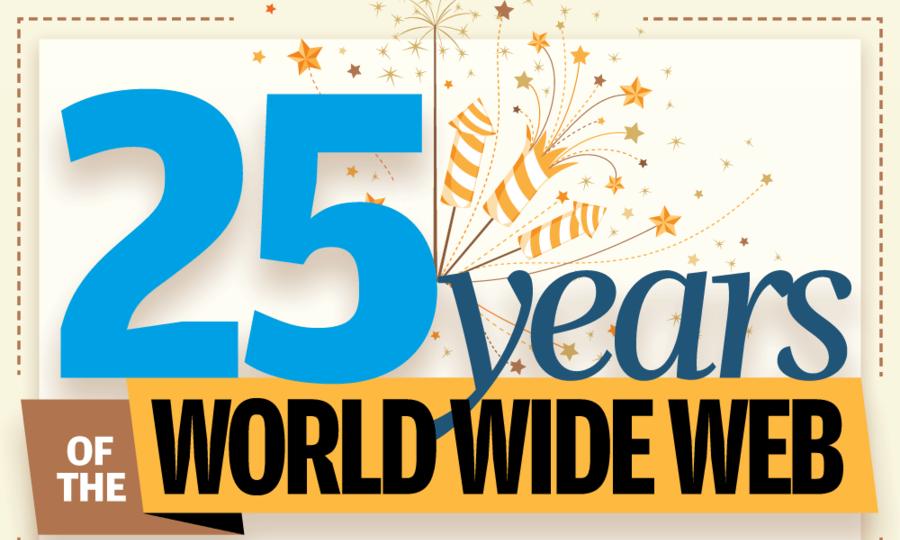 25 سال گذشت؛ وب چگونه شروع شد؟