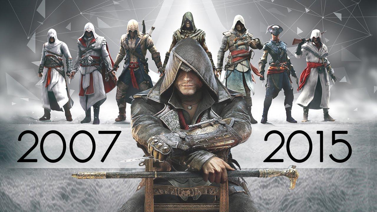 در سال 2016 شاهد عرضه نسخه جدیدی از Assassin's Creed نخواهیم بود