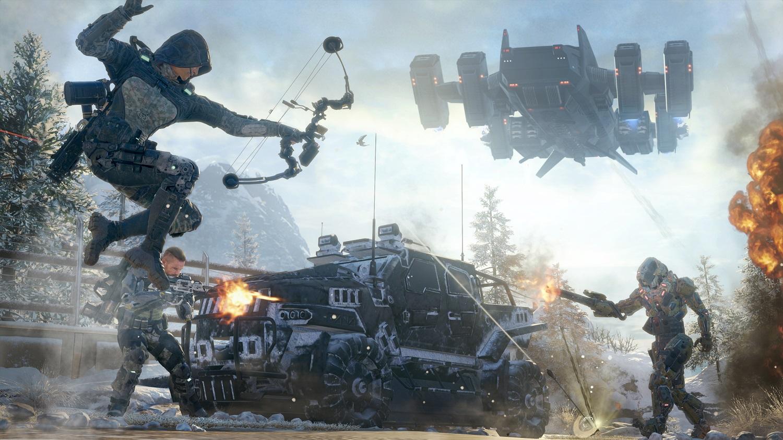 جدول فروش هفتگی بریتانیا | Call of Duty در صدر همچنان پیشتاز است