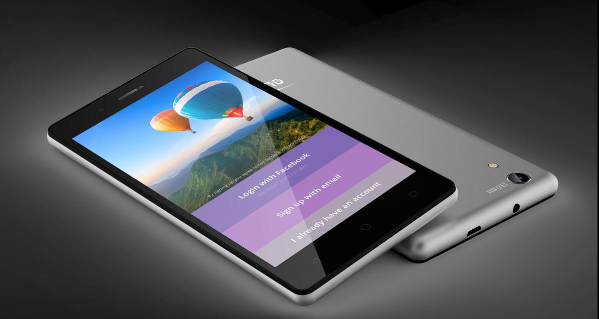 شرکت ایرانی GLX از گوشی جدید خود رونمایی کرد