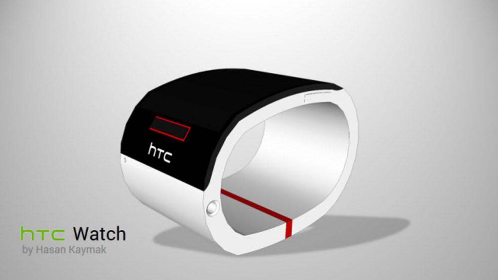 اولین ساعت هوشمند HTC در راه است