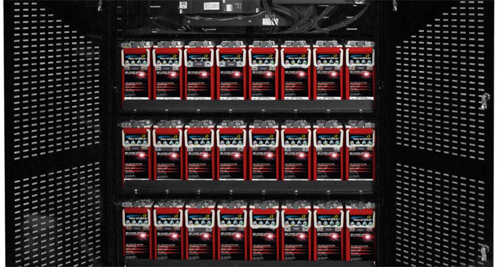 تولید باتری های شارژی خودرو توسط چینی ها در آمریکا