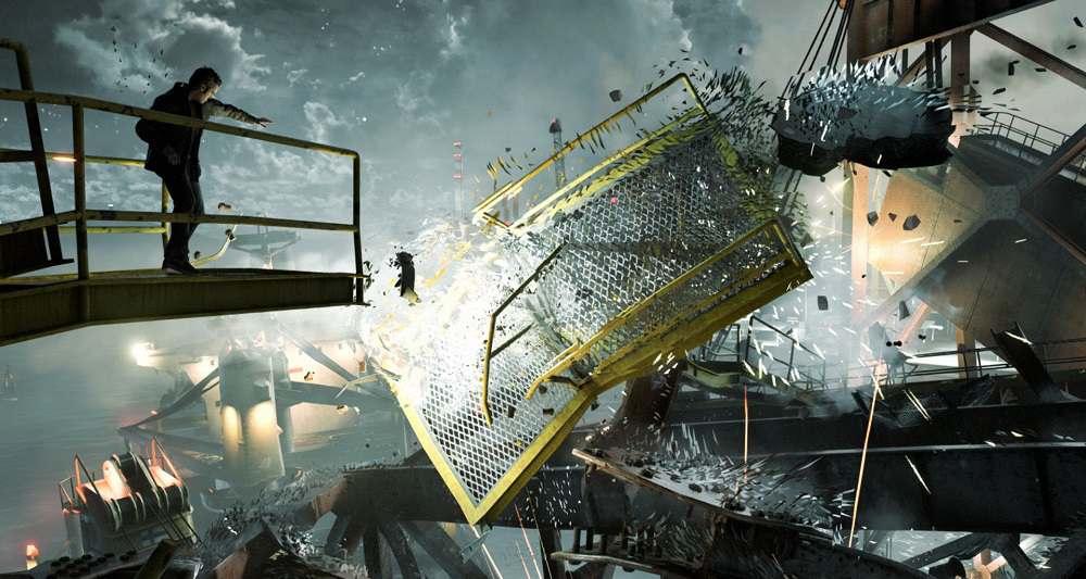 نسخه PC بازی Quantum Break در راه است!