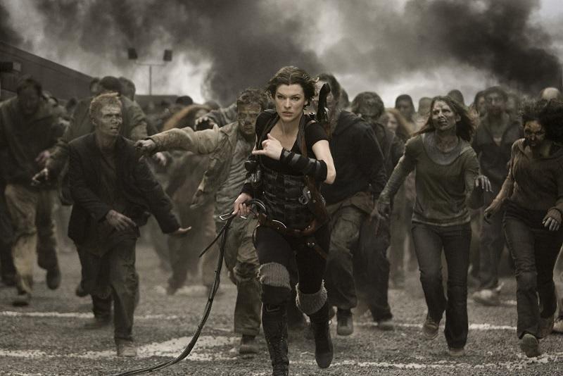 مرگ فیلمبردار فیلم Resident Evil در حین آماده سازی صحنه