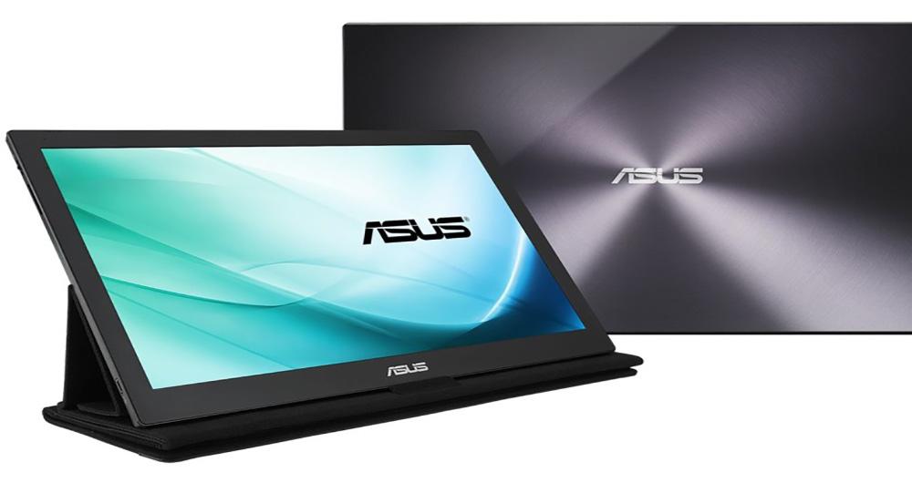 ASUS مانیتور قابل حمل مجهز به USB-C را معرفی کرد