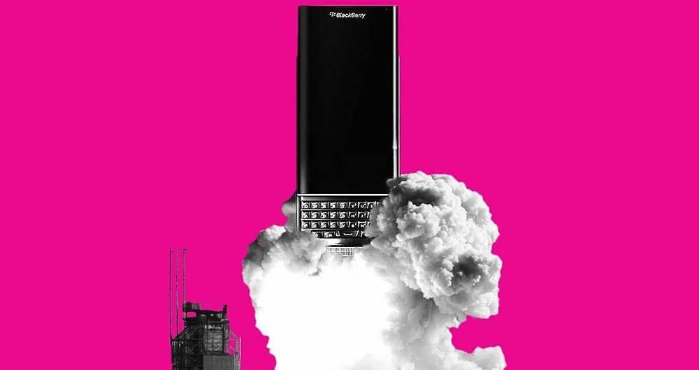 عرضه بلک بری Priv توسط T-mobile