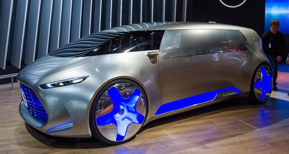 7 مدل اتومبیل مفهومی و تأثیرگذار در نمایشگاه اتومبیل توکیو | رسانه ...