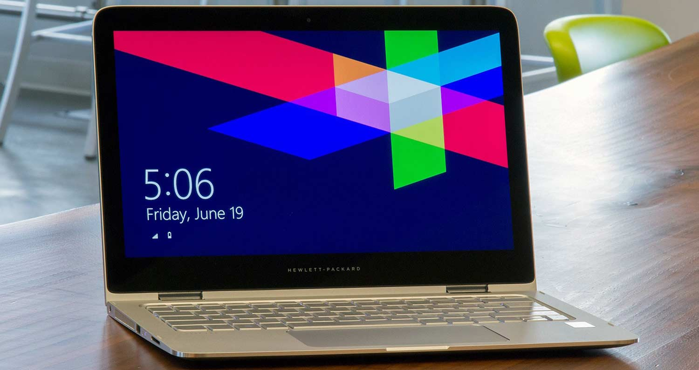 لپ تاپ Spectre x360 محصول تازه HP
