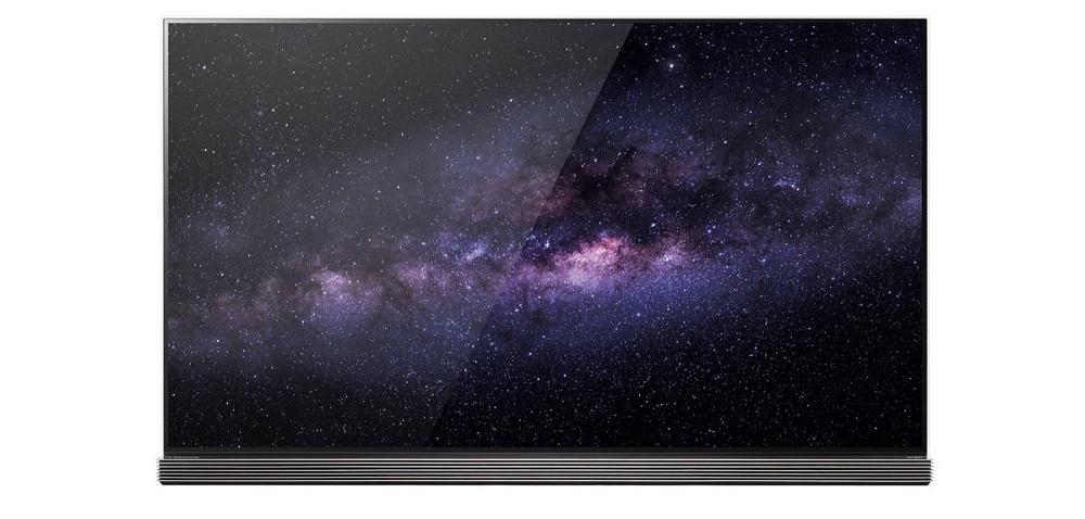 الجی از تلویزیونهای OLED 2016 خود همراه با وضوح 4K و دالبی ویژن رونمایی کرد